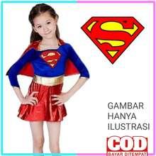 BISA COD/BAYAR DI TEMPAT | baju wonder women anak | baju gaun anak perempuan | kostum super hero anak perempuan | baju kostum anak perempuan | baju dress anak perempuan | baju superhero anak perempuan | kostum anak perempuan | KE263