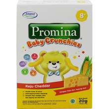Promina Baby Crunchies Bundling 4 Exp Oktober 2021