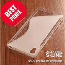 S-LINE S-LINE Soft Jelly Silicon Silikon TPU Case Softcase For Sony Xperia