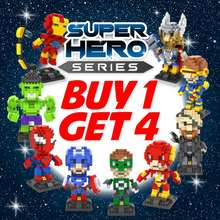 Avengers Series Buy 1 Get 4