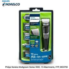 Philips Norelco Multigroom Series 3000 13 Attachments FFP MG3750