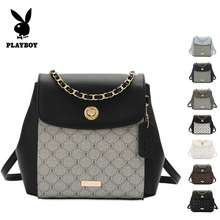 Playboy Ladies Sling Bag / Backpack Brx 7616 Multi Color