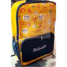 Bebelac Tas Back Pack / Tas Ransel / Tas Sekolah / Tas Punggung / Tas Anak / Tas / Tas Backpack Laki