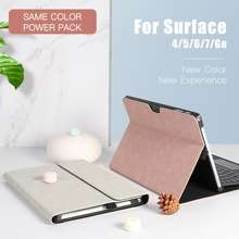 Taikesen Laptop Bag Sleeve Case For Microsoft Surface Pro 7 6 5 4 Go Waterproof Pouch Bag Cover For Surface Pro 7 Tablet Case Wom
