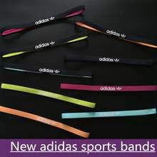 Adidas Sport Headbands Men And Women Running Absorbent Non-Slip