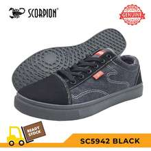 Scorpion Men'S Sneakers Canvas Shoes Sc5942/Sc5943