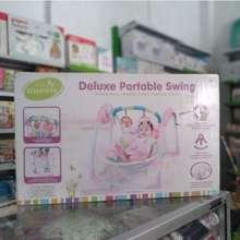 mastela Deluxe Portable Swing / Ayunan Bayi Elektrik / Portable Swing / Kursi Ayun Bayi