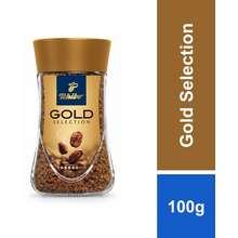 Tchibo Gold Selection Premium Coffee 100G