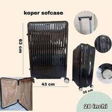Nevada Koper Softcase 24 Inchi