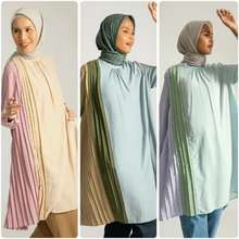 Kami Idea Valli Breastfeeding Tunic By , Baju Atasan Wanita Muslim