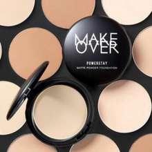 Make Over Powerstay Matte Powder Foundation Tan Indonesia