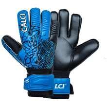 Calci Glove - Sarung Tangan Kiper Untuk Anak Venom Jr - Blue Black