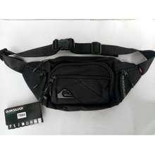 Quiksilver Waistbag Original 100% / Tas Pria Pinggang / Slempang Bag