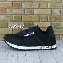 adidas sepatu sekolah anak hitam kids murah 8f2cd44a28