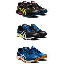 new products de43a 067be ASICS Gel Rocket 8 Badminton Tennis Sports Shoes