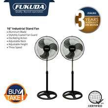 Fukuda Stand Fan Industrial 16 Premiere Fs169 Buy 1 Take 1