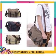 fashion Multi Components Shoulder Bag Canvas Bag Messenger Bag Men Or Women Crossbody Bag School Bag