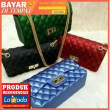 Jelly TAS JELLY MATTE DIAMOND chevron import ( uk 18 Mata ) sling bag import 53c796e452