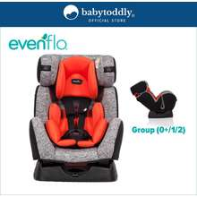 Evenflo Duran Carseat From 0-25 Kg (Group 0+/1/2)