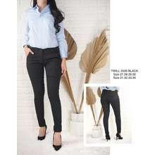 Aura Adis_Fashion Celana Wanita / Celana Chinos Wanita/Celana Kantor/Celana Slim Wanita