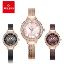 Julius Ladies Watch Ladies Diamond Watch Ja-1043