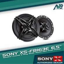"""Sony Xs-Fb163E 6.5"""" 3-Way Coaxial Car Speaker"""
