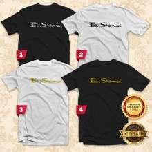 Ben Sherman Tshirt T-Shirt Men / Women Unisex Tee Casual Basic -Idean Style S364