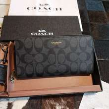 Coach Long Wallet For Men
