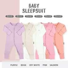 Little Palmerhaus Baby Sleepsuit (Baju Tidur) -
