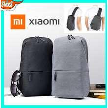 Xiaomi '{ Original}' Tas Cowok Selempang Anti Air'/Tas Samping Pria/Tas Slempang Slingbag Pria Murah*