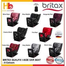 Britax DualFix Cosmos Black Singapore