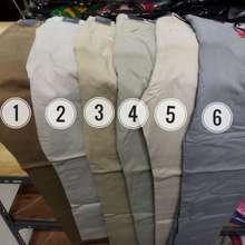 Details Celana Panjang Chino Merk Original Geser....
