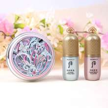 The History Of Whoo Whoo Radiant White Moisture Cushion Foundation Special Set Spf50+/Pa+++ 2021雪美白水分光雕花限量版