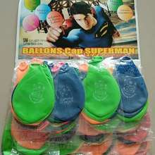 cap superman Balon / Jumbo (100Pcs)
