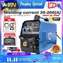 WIM EVO MIG 200 Welding Machine C/w Stanard Accessories