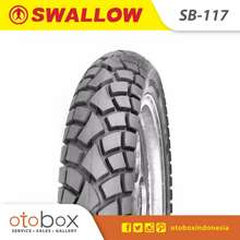 Swallow Ban Luar Motor Tubetype 80/90-17 SB-117 TT
