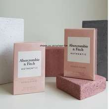 Abercrombie&Fitch Abercrombie & Fitch Authentic Woman Femme Edp 100Ml (Product )