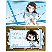 Storm Nisekoi Ic Card Sticker Onodera Shosaki