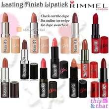 Rimmel London Rimmel Lasting Finish Lipsticks (With Kate Moss Line)