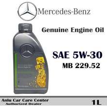 Mercedes-Benz ORIGINAL MERCEDES-BENZ SAE 5W-30 MB 229.52 (1L) ENGINE OIL