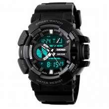 sport watch jam tangan jam tangan pria  led water resistant b6fa6b8ddf