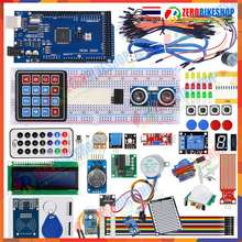 Arduino ชุดเรียนรู้ MEGA2560 R3 Home AutomationProject Starter Kit สำหรับ เวอร์ชั่นอัปเกรด พร้อมกล่องใส่อุปกรณ์ 1 ชุด (จัดส่งฟรี)