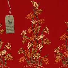 Cek Batik - Kain Batik Motif unik Bambu Merah Manis