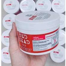 TIGI [] Kem Ủ Tóc Bed Head Đỏ - Chứa Nano Collagen Hồi Sinh Tóc Hư Tổn