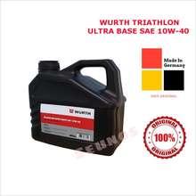 Wurth Made In Germany 10W-40 Semi Triathlon Ultra Base Engine Oil