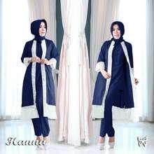 Pakaian Muslimah Hanna Original Model Terbaru  e31b493956