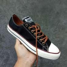 All Star Sepatu pria dan wanita Premium Sneakers FreeStyle Ring Gold 1efd60c9ad