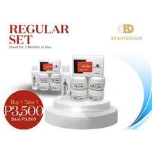 Beautederm Regular Set (Free Shipping)