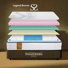 SweetDream Legendary Series - Ss (Pocket Spring Mattress 13 Inch Thickness) Tilam