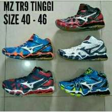 Tornado promo sepatu volly mizuno wave 9 mid-high premium quality e50b66731c